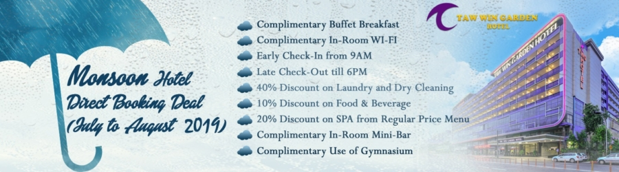 Monsoon Hotel Direct Booking Deal